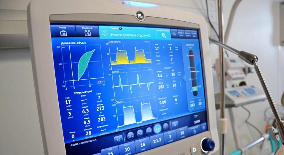 В Атырау строится модульная инфекционная больница на 200 койко-мест
