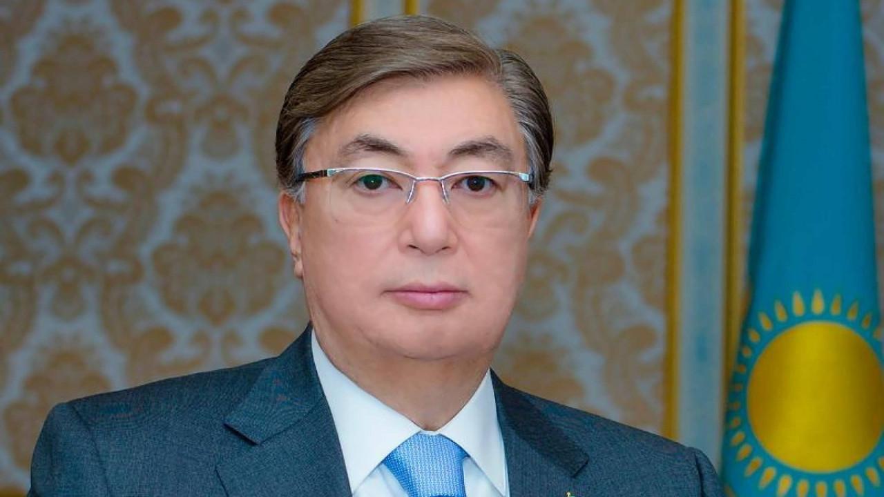 Касым-Жомарт Токаев поздравил Зеленского с победой на президентских выборах