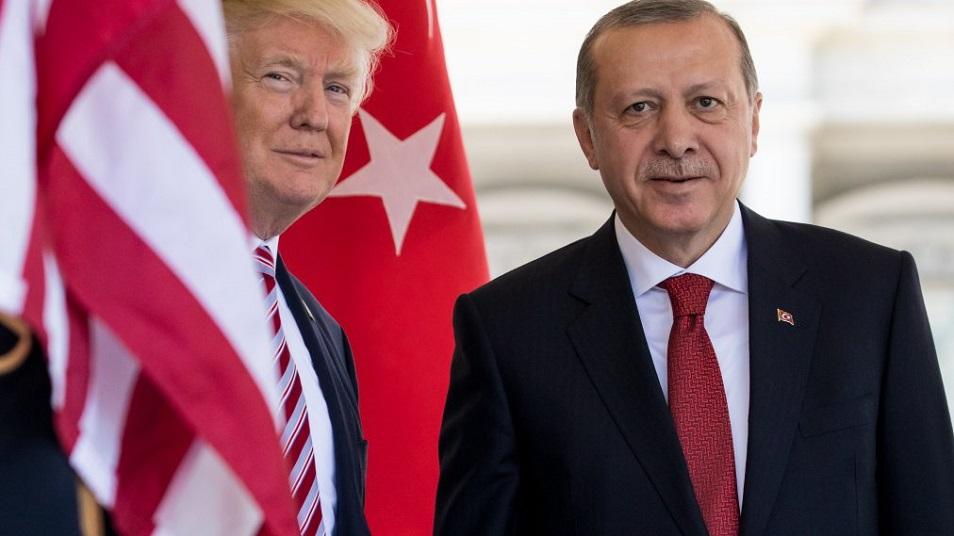Трамп рұқсат етті, Ердоған соғысқа әзір