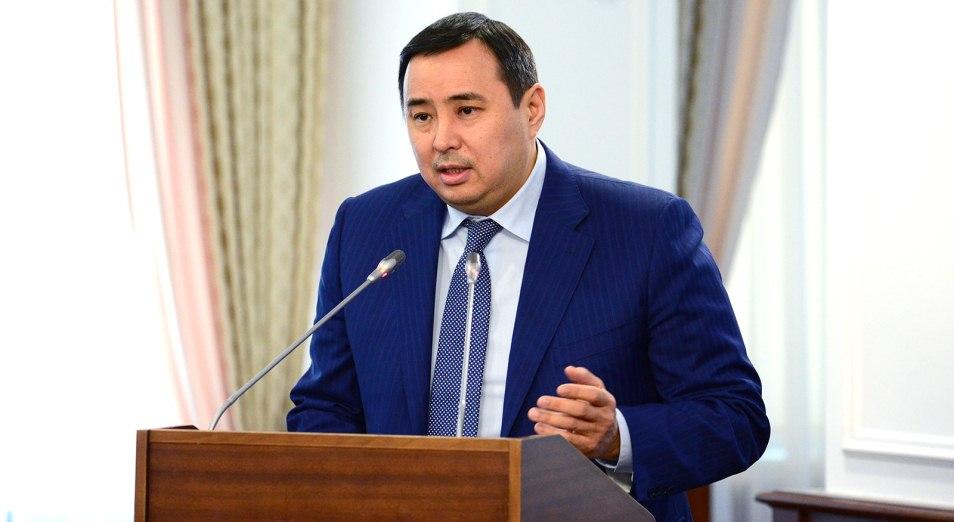 «Дефицит субсидирования – это результат слабого планирования на местах» – Аблай Мырзахметов