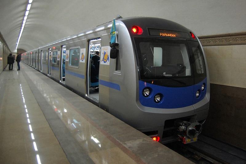Метрополитен Алматы в I квартале сократил пассажиропоток на 16,7%