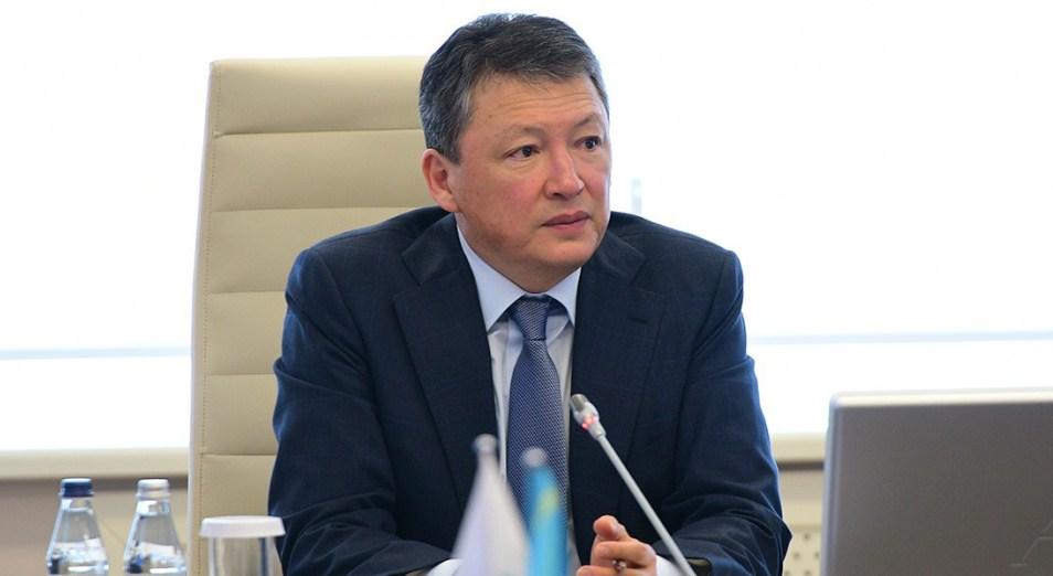 Тимур Кулибаев вошел в комиссию МОК