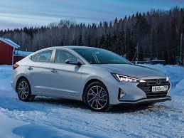 Hyundai отзывает в России более 47,5 тысячи седанов Elantra