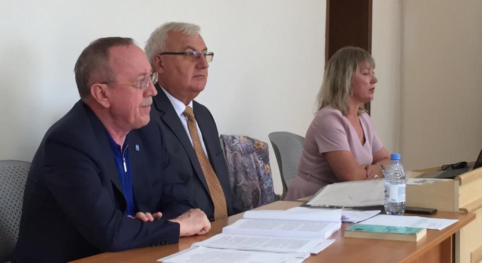 В Костанае начался процесс по делу экс-главы и основателя ТОО «Иволга Холдинг» Василия Розинова