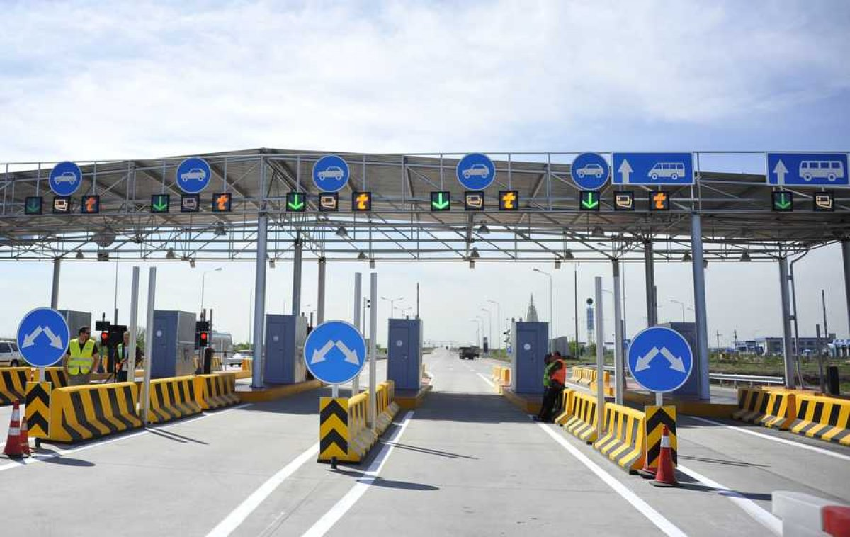 На автодороге Астана – Щучинск в 2018 году собрано 1,539 млрд тенге