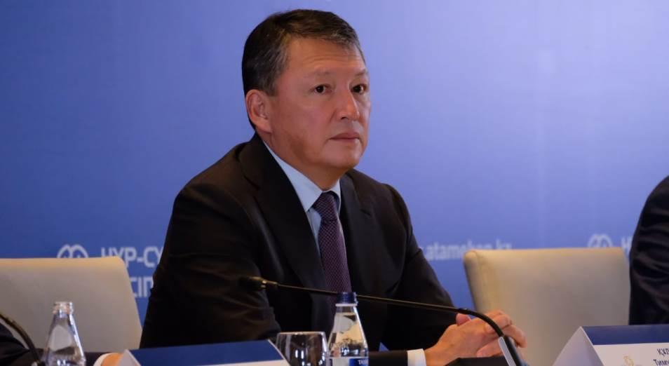 Тимур Кулибаев: давление на бизнес снизилось