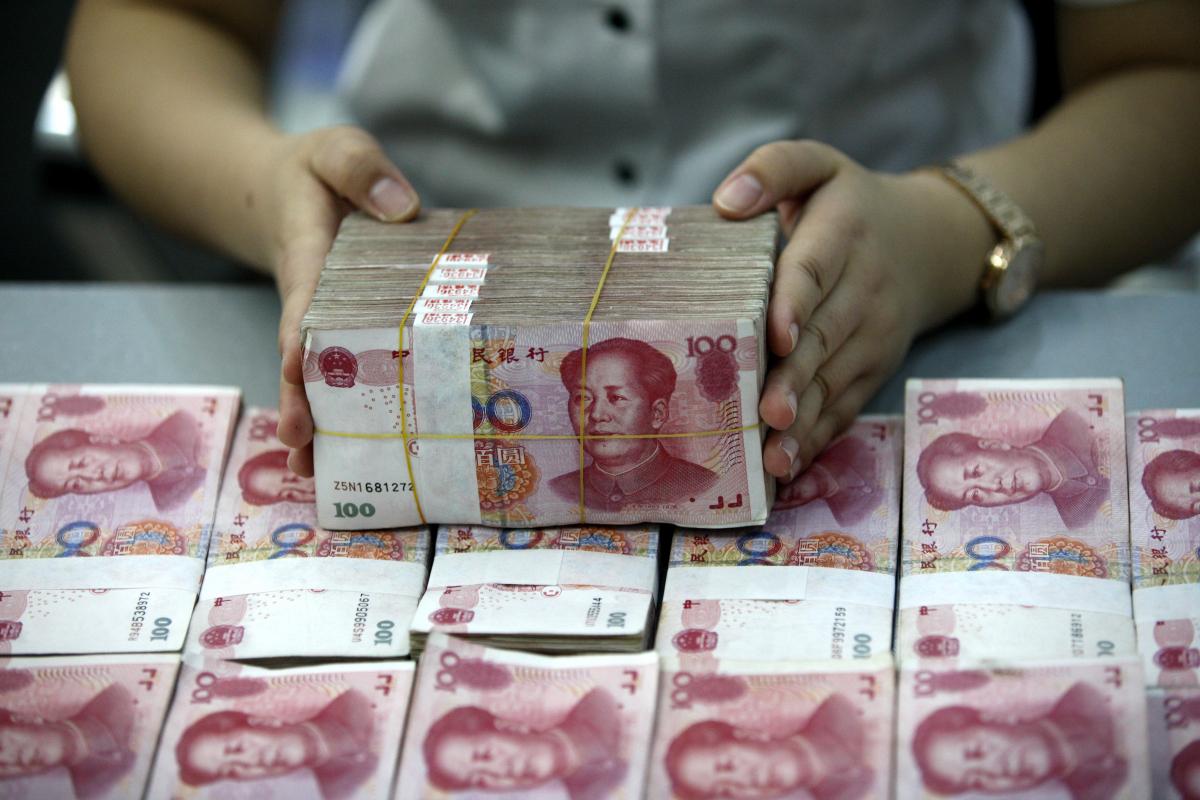 Двусторонний валютный расчёт с Китаем с начала года составил почти 1,9 млрд юаней
