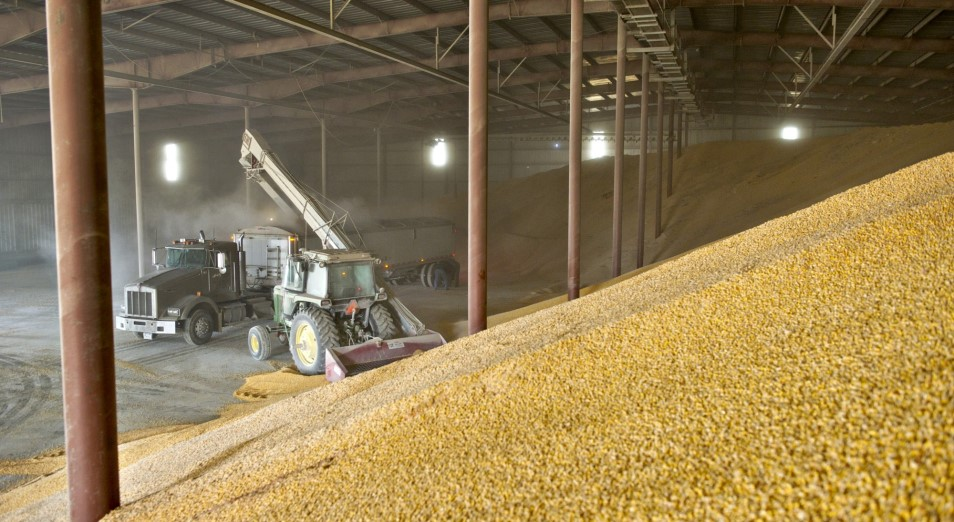 Завершено досудебное расследование по факту хищения зерна из госрезерва