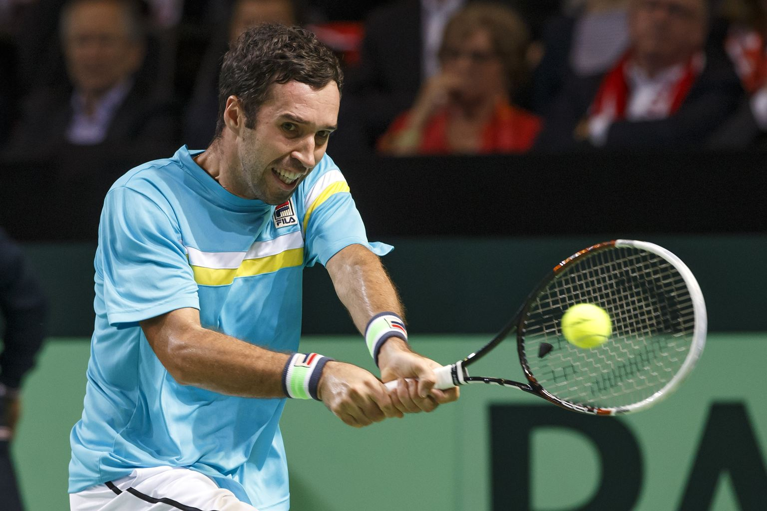 Казахстанец уступил французскому теннисисту на старте Australian Open