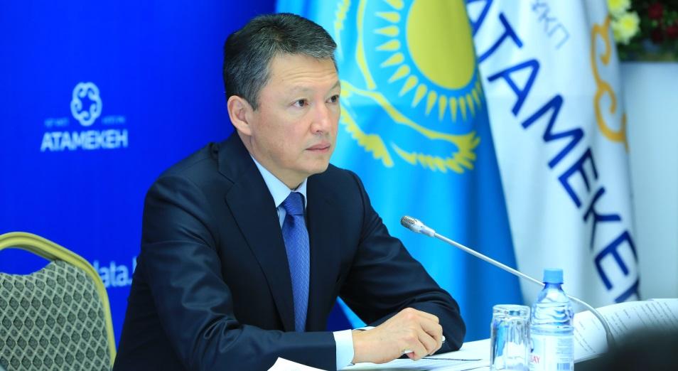 Тимур Кулибаев: Модернизация и расширение магистральных путей может увеличить экспорт в Китай