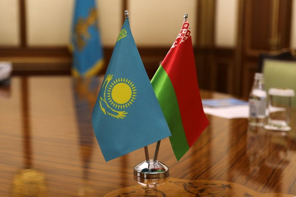 Оборонные ведомства Казахстана и Белоруссии подписали план военного сотрудничества на 2019 год