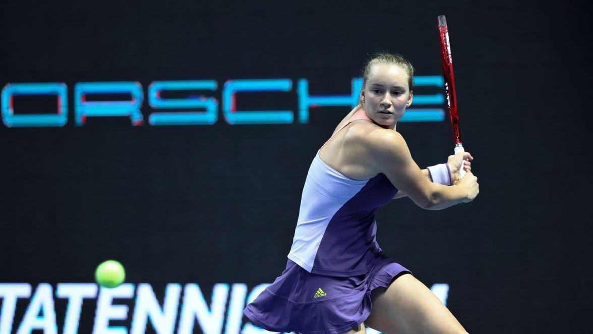 Теннисші Елена Рыбакина Прагада өтетін додаға қатысады