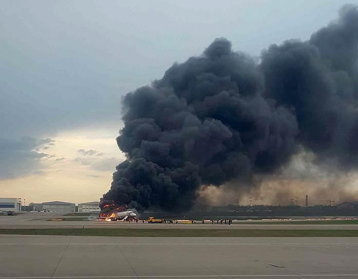 Первые итоги расследования катастрофы SSJ 100 могут обнародовать через неделю