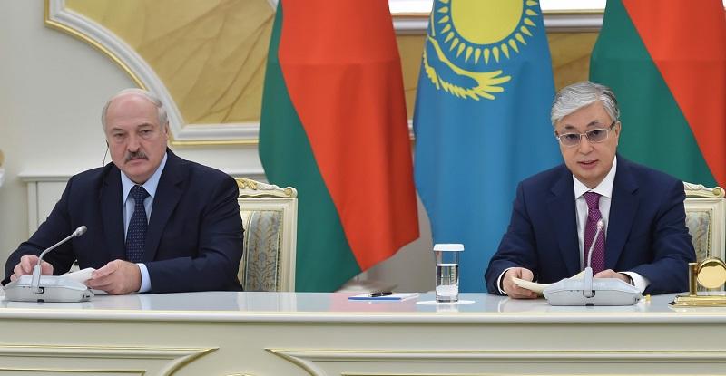 Президент: Қазақстан Азияға ашылған қақпа болса, Беларусь Еуропаға салынған көпір
