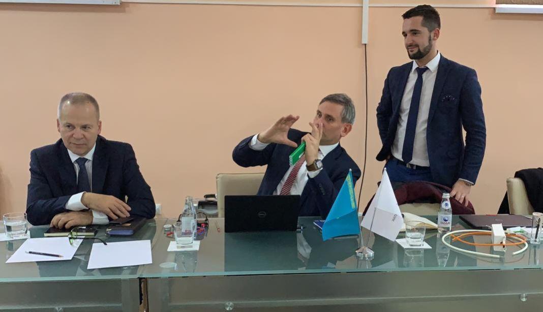 Польские инвесторы планируют строительство завода по производству волоконно-оптических систем в Туркестанской области