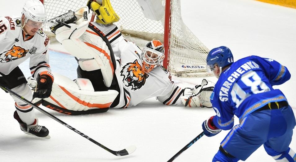 Регулярка КХЛ: «Барыс» вырывает первую победу в сезоне