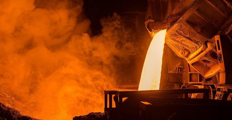 Производство стали в Казахстане в первом полугодии снизилось на 12%