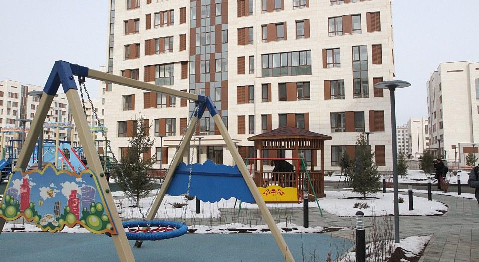 Квартиры в Экспо-городке недоступны для населения