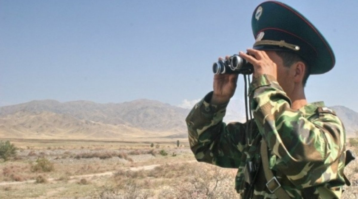 Спецслужбы РК задержали еще двух участников инцидента на границе с Кыргызстаном