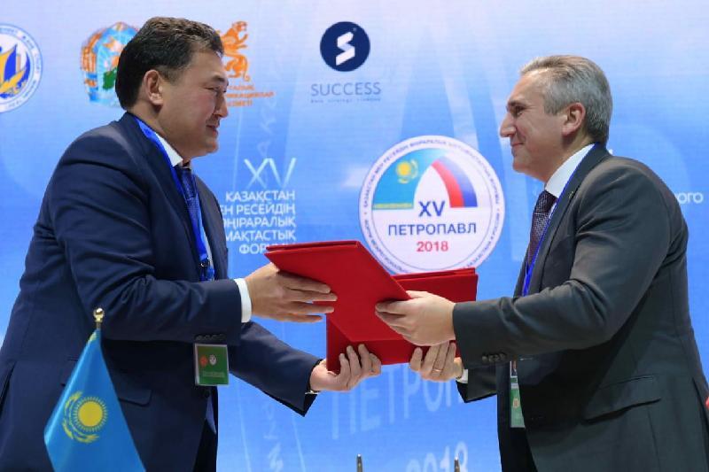 Главы Павлодарской и Тюменской областей договорились о сотрудничестве