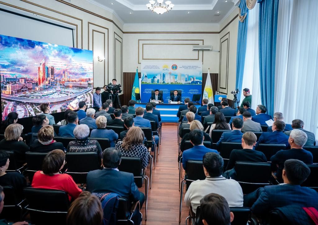Надо обеспечить прозрачность деятельности КСК – Алтай Кульгинов