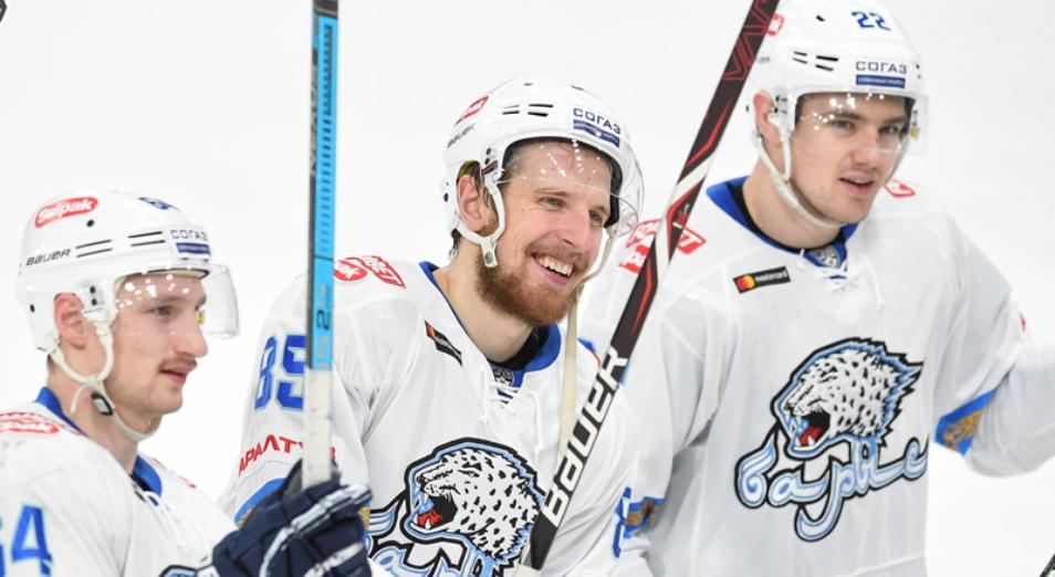 Регулярка КХЛ: «Барыс» прервал серию из пяти поражений