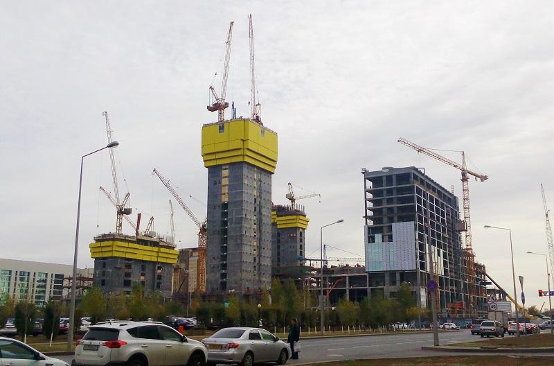 Чем недовольны строители небоскреба «Абу-Даби Плаза»