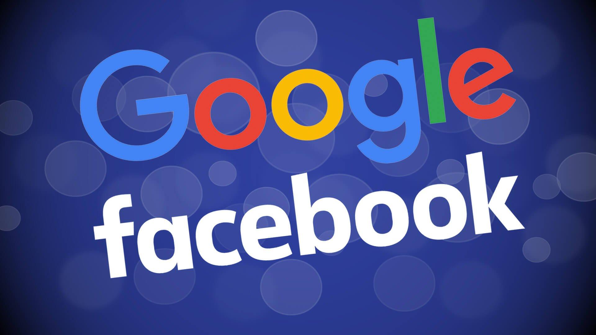 Google и Facebook оштрафовали на $450 тыс.