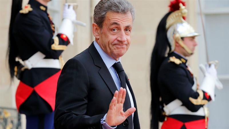 Францияның бұрынғы президенті Николя Саркози сотталады