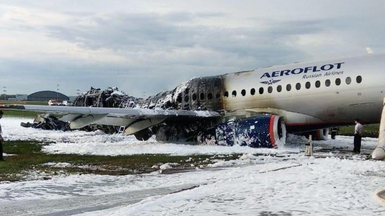 Названа приоритетная версия катастрофы SSJ 100