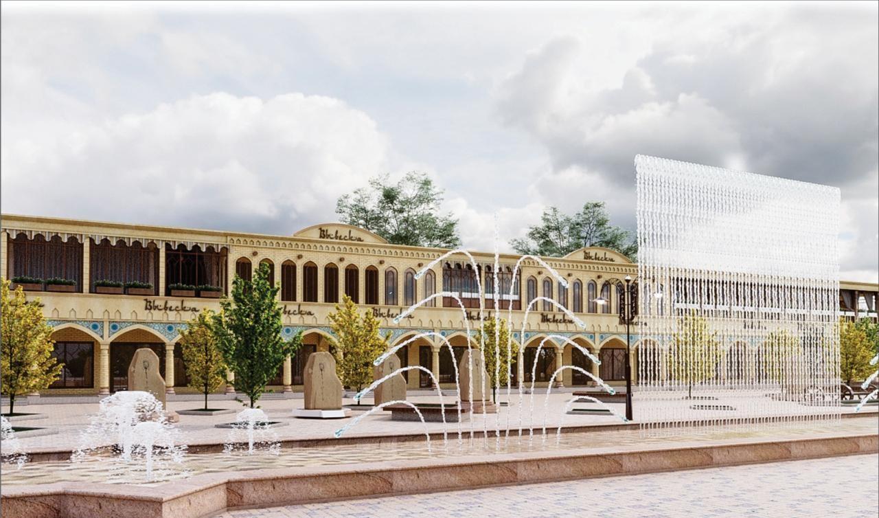 300-метровый поющий фонтан появится в Таразе