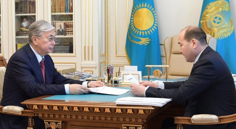 Токаев поручил генпрокурору обеспечить объективность в расследовании событий в Жамбылской области