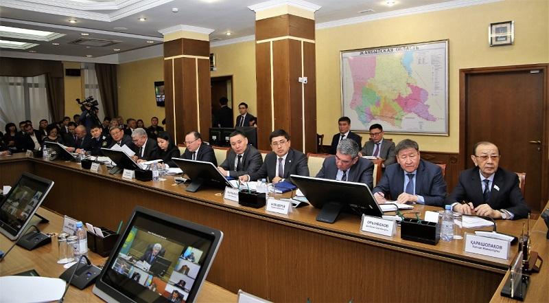 В Жамбылской области стартует проект «Бейбітшілік пен келісім»