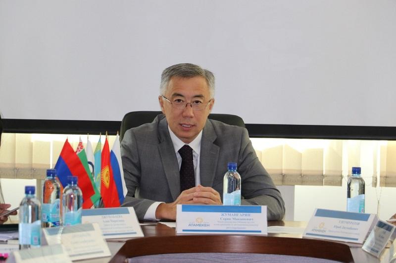 Какие вопросы обсудили предприниматели Алматы с экспертами ЕЭК