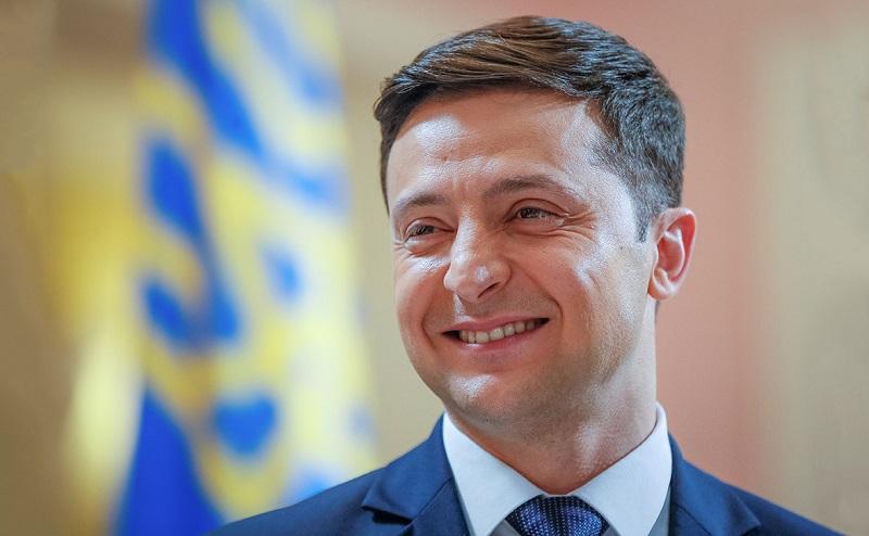 Владимиру Зеленскому доверяют 70% украинцев