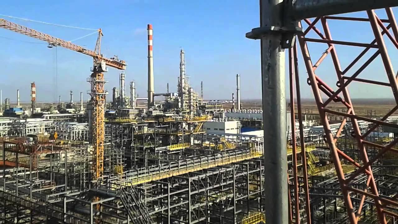 Атырауский НПЗ оштрафован на более 31 млн тенге за превышение нормативов эмиссий в окружающую среду