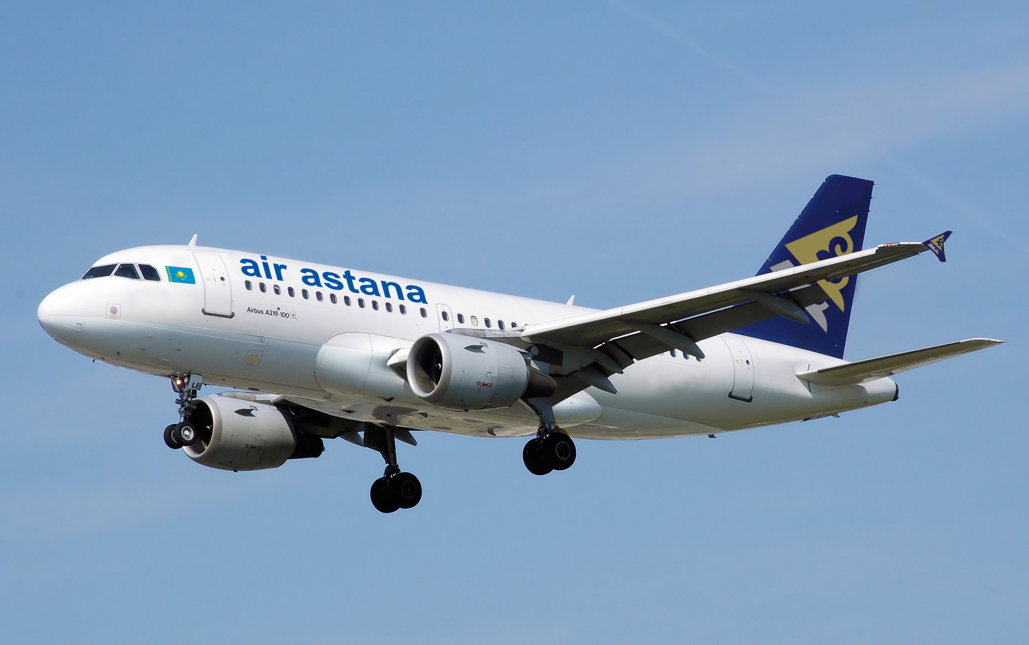 Авиакомпаниия Air Astana с 28 октября перешла на зимнее расписание полётов