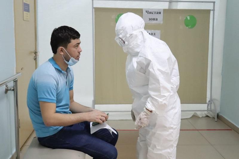 Бакытжан Сагинтаев: Усиливаем службу первичной медпомощи Алматы