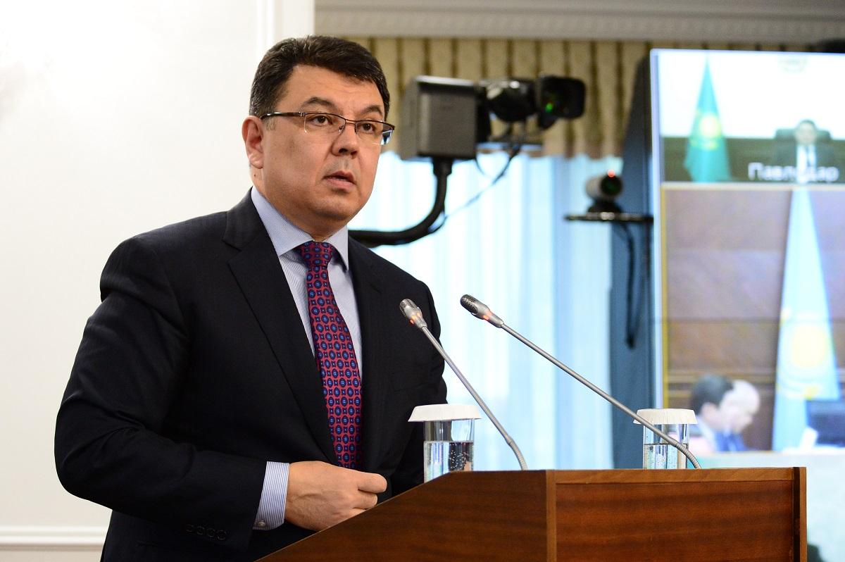 "ТЭЦ задолжали ""КазТрансГаз-Аймак"" 6,5 миллиарда тенге – Канат Бозумбаев"
