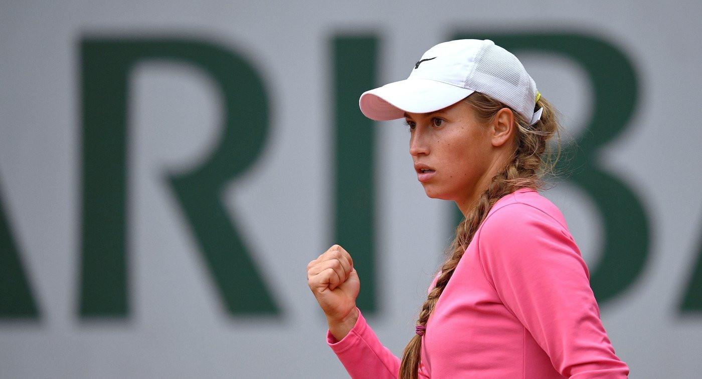 Юлия Путинцева улучшила свои позиции в мировом рейтинге WTA