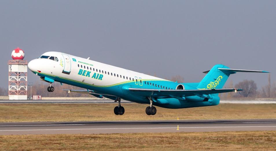 Аэропорт Алматы после крушения самолета близ города работает в штатном режиме