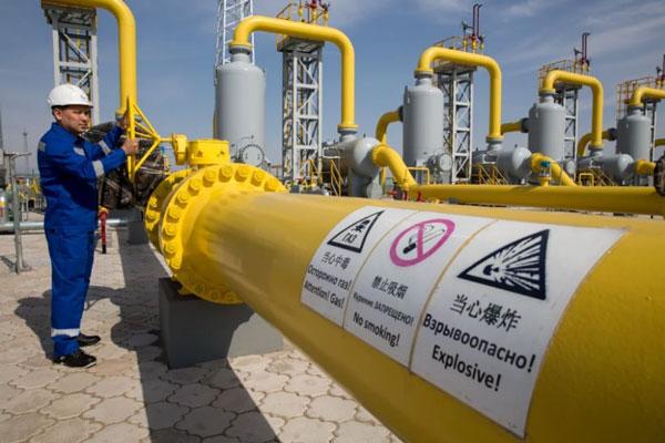 Казахстан увеличит поставки газа в КНР за счёт ввода трёх новых компрессорных станций