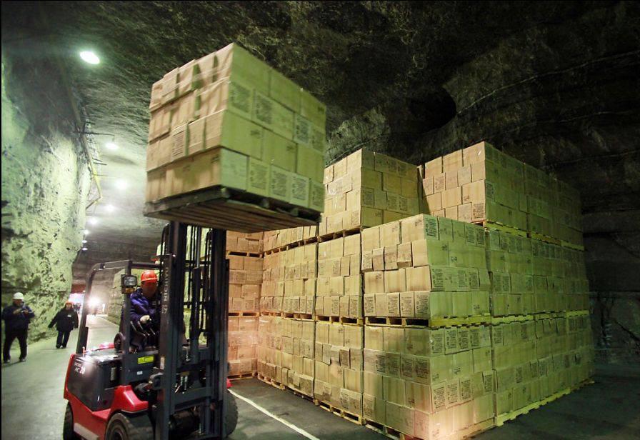 Государство объявило о масштабной распродаже матрезерва