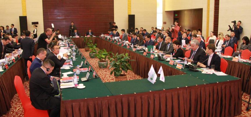 Производители Казахстана смогут поставлять в Китай до 130 тысяч тонн мяса в год