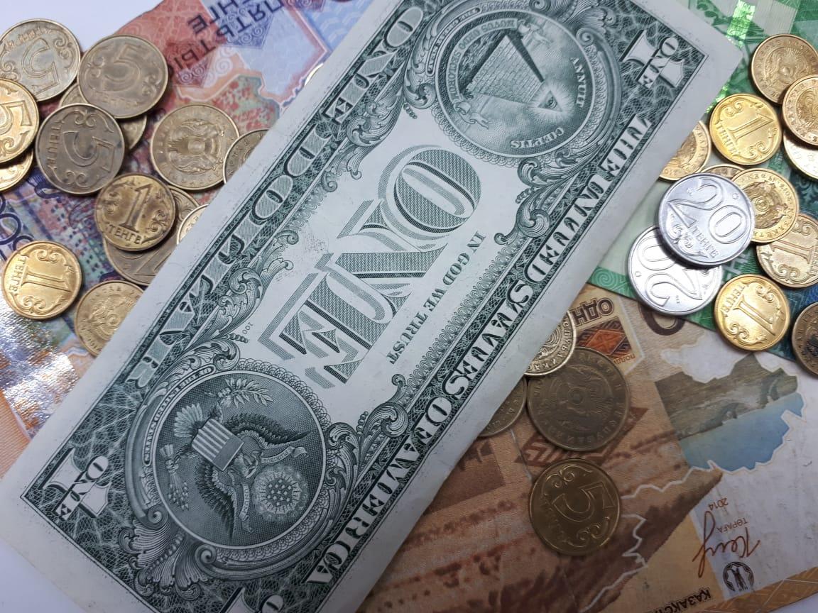Ұлттық валюта бағамы жыл басынан бері 0,2 пайызға нығайды