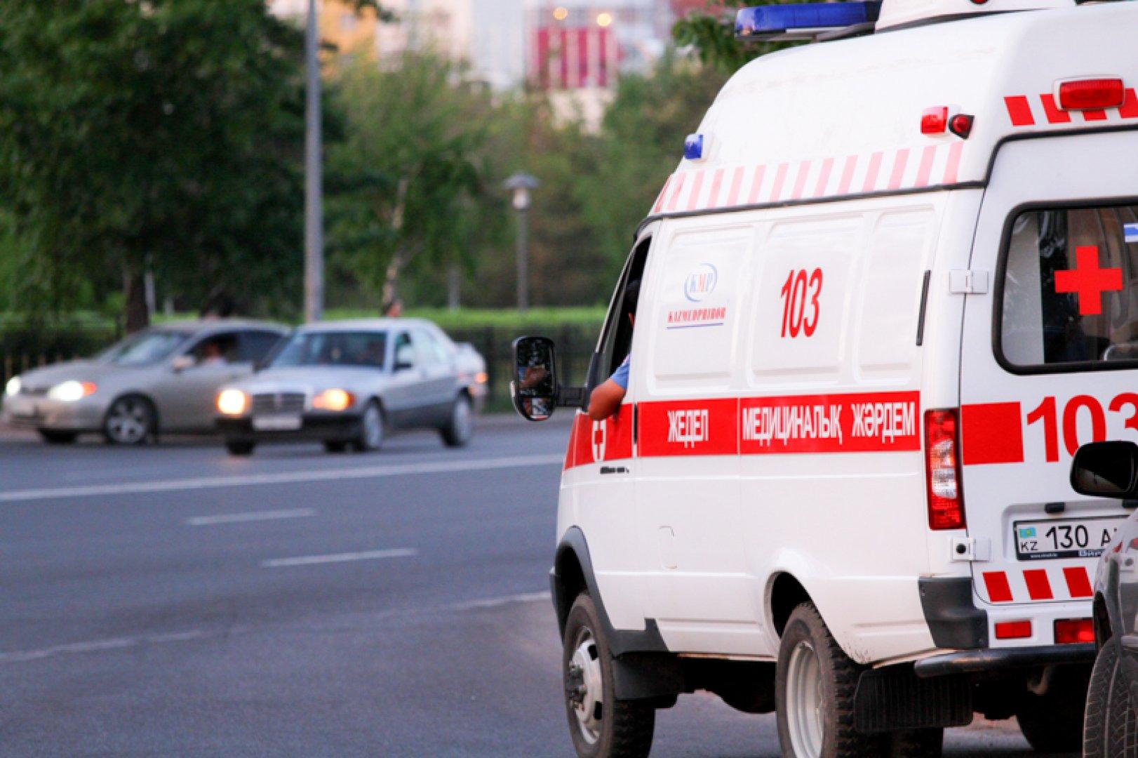 Стало известно о состоянии здоровья пострадавших от взрыва в Актау