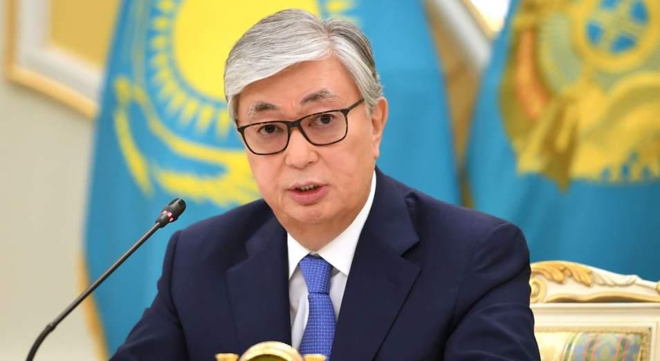 Токаев поздравил казахстанских детей с праздником