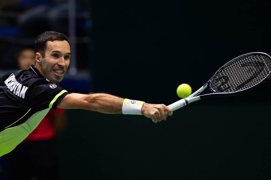 Теннисист РК вышел в четвертьфинал парного разряда Roland Garros