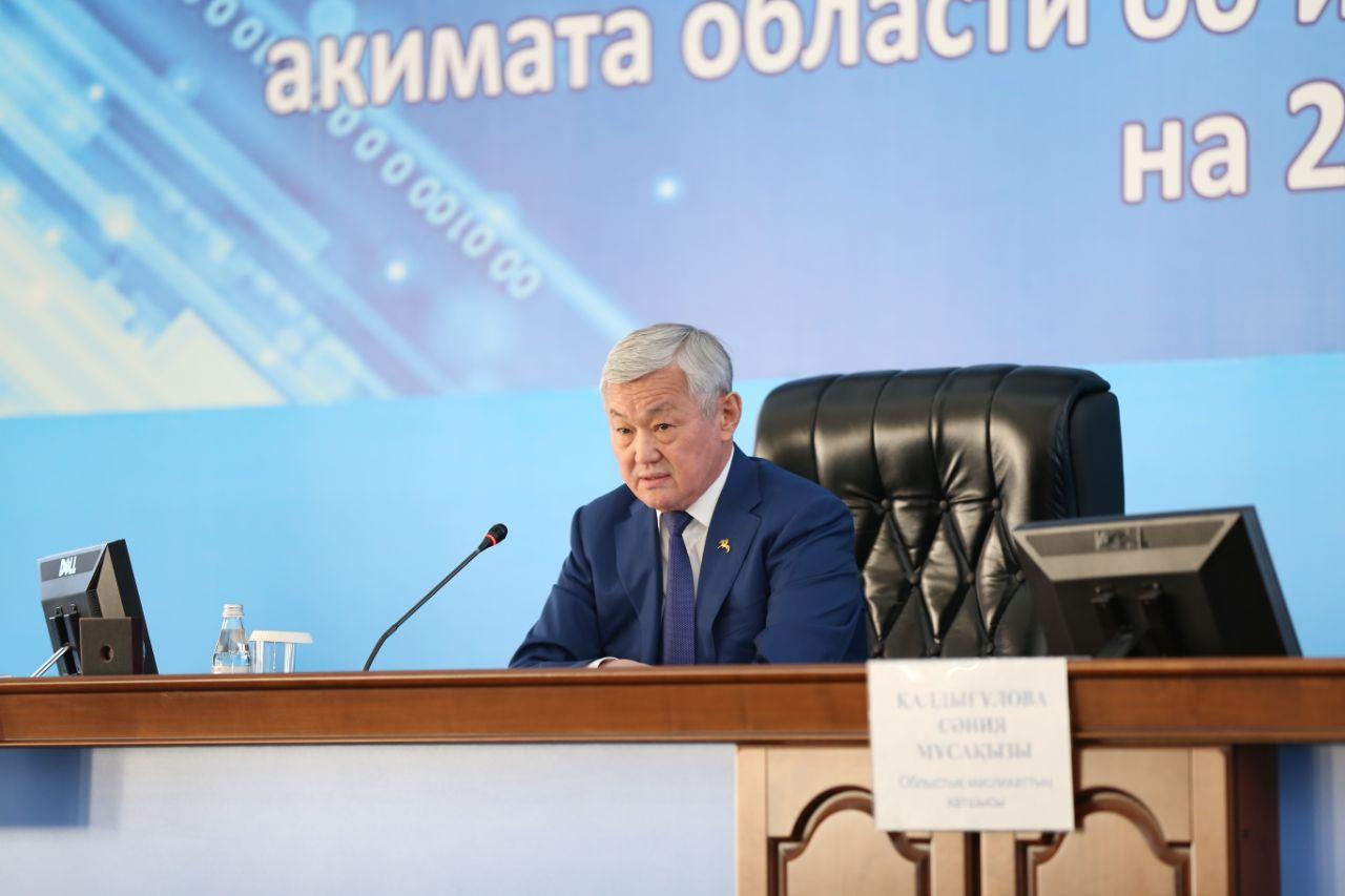 В Актюбинской области рост промышленного производства в январе-октябре составил 5,7%