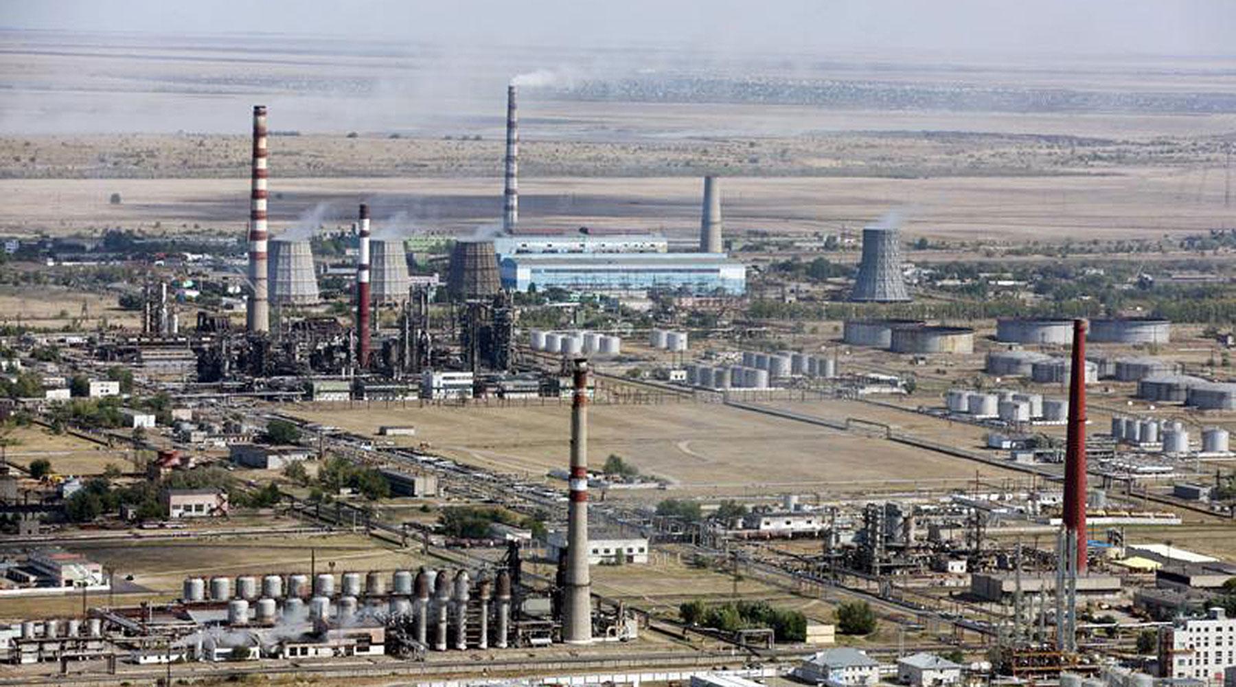 Актюбинский завод ферросплавов увеличил производство на 16,7% в 2018 году